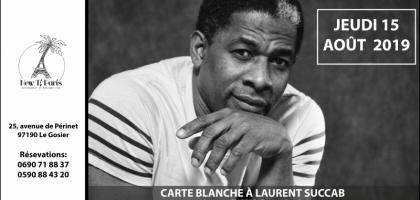 Carte Blanche à Laurent Succab