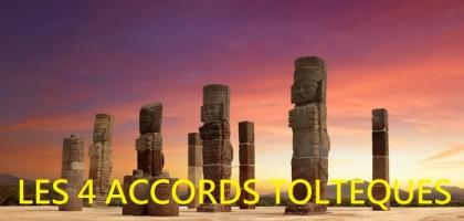 Atelier : les 4 Accords Toltèques