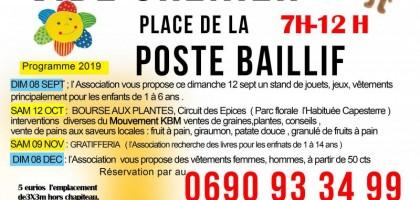 Vide Grenier / Bourse aux Plantes
