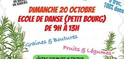 GRATIFERIA Végétale à Petit Bourg le dimanche 20 Octobre