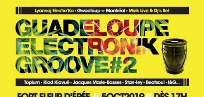 Guadeloupe Electronik Groove : ElectroKa