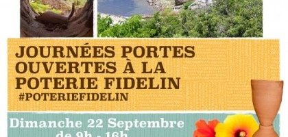 JOURNEE PORTE OUVERTE A LA POTERIE FIDELIN
