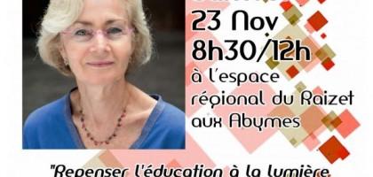 EXCEPTIONNEL en guadeloupe, Conférence le 23 Novembre 2019 à l'Espace régional du Raizet