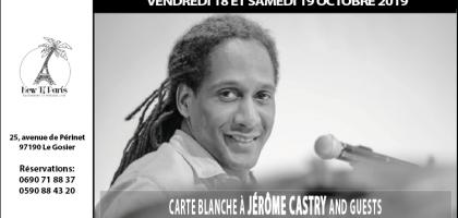 Carte Blanche à Jérôme Castry and Special Guest Patrice COYO
