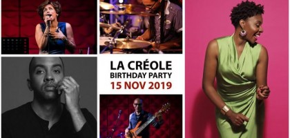 Concert La Créole Birthday Party