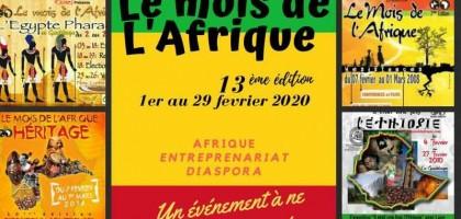 Mois de l'Afrique 2020