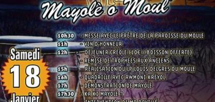 100 ans du Mayolè au Moule