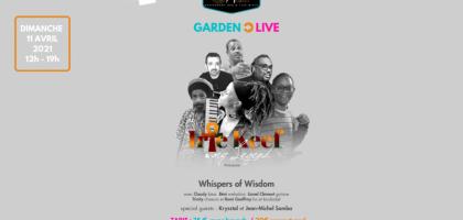 Irie Keef Garden Live