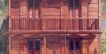 Maison miniature traditionnelle