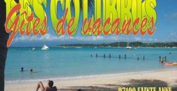 Gîte Les Colibris Guadeloupe