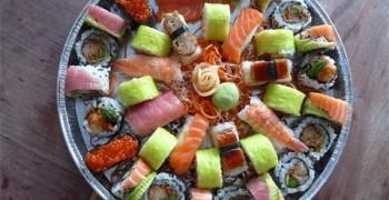 O-maki sushis