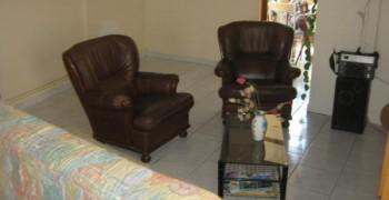 Bas de maison meublé