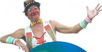 Clown à l'hopital