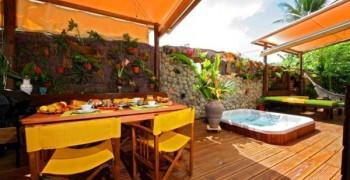 Maison d'hôtes de charme à 5' du Parc National de la Guadeloupe