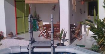 Location de maison avec piscine au calme de la campagne
