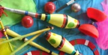 Atelier mime théâtre jonglerie