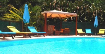 Hôtel de charme & Restaurant La Rose du Brésil à Marie-Galante
