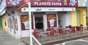 Bar à pâtes : planète pâtes