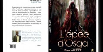 l'épée d'osga, roman de Raymond Proces aux editions Terriciae
