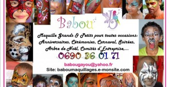 Maquillages Artistiques TiMoun