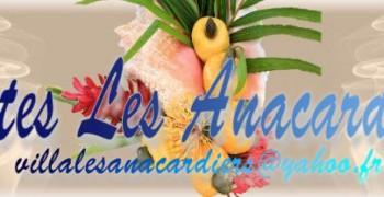 Gîte les Anacardiers
