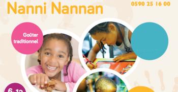 Goûters Nanni Nanan : ateliers culturels au Mémorial ACTe