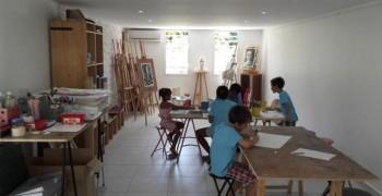 Cours-Ateliers-Stages  Peintures-Dessin-Sculpture