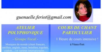Atelier polyphonique - Groupe vocal