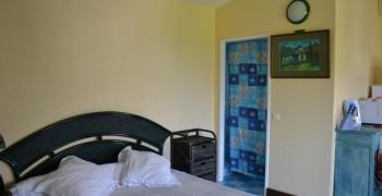 Habitation Pineau : gites vue mer  et spas privatifs