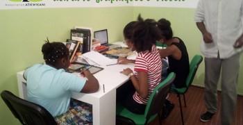 Accompagnement aux arts-graphiques & visuels