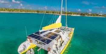 Journée sur un Maxi Catamaran