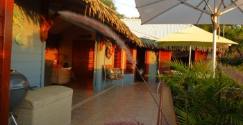 Domaine Rochers Caraïbes Eco-Village à Pointe Noire