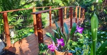 Le Parc aux Orchidées