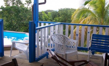 Coeur caraïbes :Gites en bungalows à Deshaies