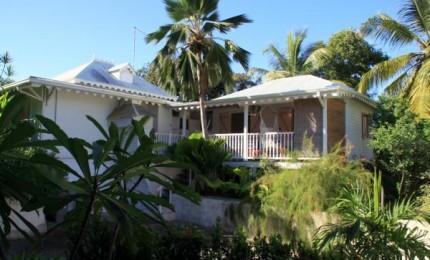 Villa de charme et Case Créole' de style colonial