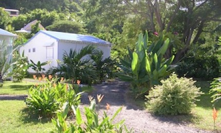 Baz'créole location bungalows