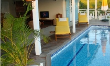 Villa Trianon : Location de charme à Grand Bourg de Marie Galante