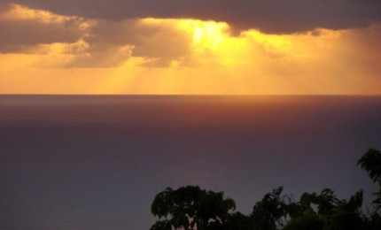 Gites à bouillante de 2 à 6 personnes  magnifique vue sur la mer des caraibes