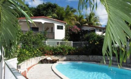 Chalets Sous-le-Vent - Bungalows Réserve Cousteau Guadeloupe