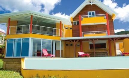 Location de charme à Pointe-Noire en Guadeloupe pour 12 personnes