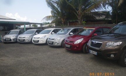 Gwadacar : location de voitures