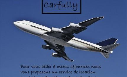 Carfully, le nouveau concept location en Guadeloupe