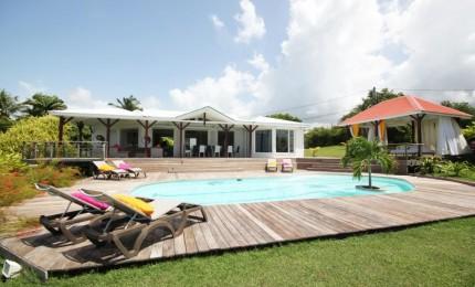 Villa luxe Yin & Yang : vue mer, plage à 100m