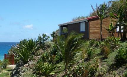 Magnifiques villas au bord de l'océan