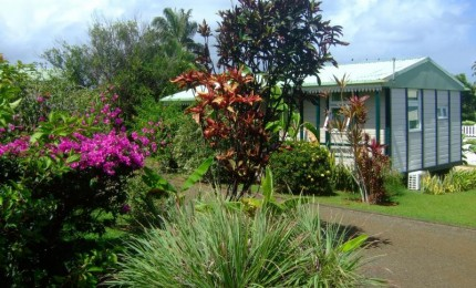 Guadeloupe Bungalows 'Les Fruits de Goyave'