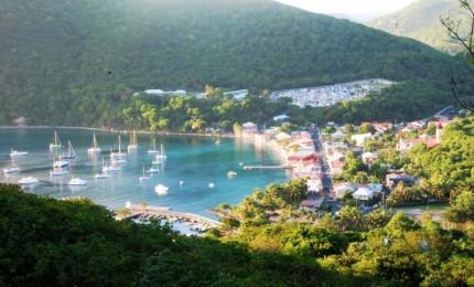 Le charme d'une authentique villa créole ... Nature Bay Vue mer et calme absolu !