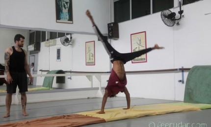 Ateliers Danse (dancehall, hip-hop, krump) et Cirque (pratique acrobatique, jonglerie)