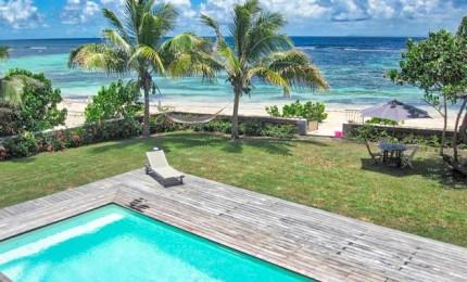 Antilles - Guadeloupe : location villas de vacances
