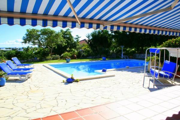 Villa piscine bellevue saint fran ois guadeloupe for Piscine vitry le francois