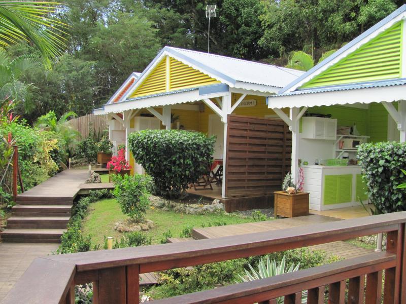bungalow gosier meilleur rapport qualit prix location de vacances grande terre guadeloupe. Black Bedroom Furniture Sets. Home Design Ideas
